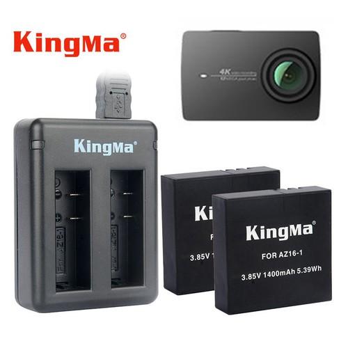 Combo Sạc Đôi và 2 Pin Kingma Cho Xiaomi Yi 4K - 4065071 , 10163700 , 15_10163700 , 345000 , Combo-Sac-Doi-va-2-Pin-Kingma-Cho-Xiaomi-Yi-4K-15_10163700 , sendo.vn , Combo Sạc Đôi và 2 Pin Kingma Cho Xiaomi Yi 4K