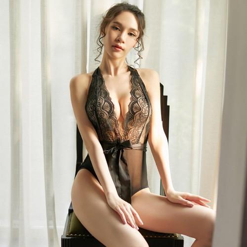 váy ngủ body ren gợi cảm nữ - 4073757 , 10174447 , 15_10174447 , 250000 , vay-ngu-body-ren-goi-cam-nu-15_10174447 , sendo.vn , váy ngủ body ren gợi cảm nữ