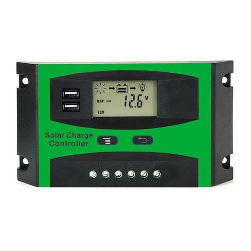 Bộ điều khiển sạc pin mặt trời 12V-24V 40A - LD2440U 2 cổng USB - 4064326 , 10162719 , 15_10162719 , 650000 , Bo-dieu-khien-sac-pin-mat-troi-12V-24V-40A-LD2440U-2-cong-USB-15_10162719 , sendo.vn , Bộ điều khiển sạc pin mặt trời 12V-24V 40A - LD2440U 2 cổng USB