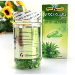Aloe vera – Viên uống đẹp da, trị mụn