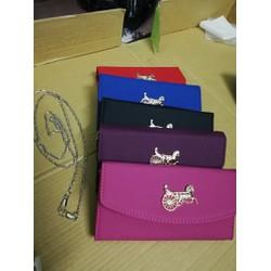 ví túi sành điệu cho phái nữ