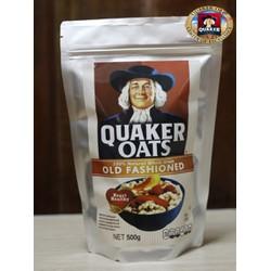 Hộp Yến mạch Quacker nguyên chất từ Mỹ 1 kg