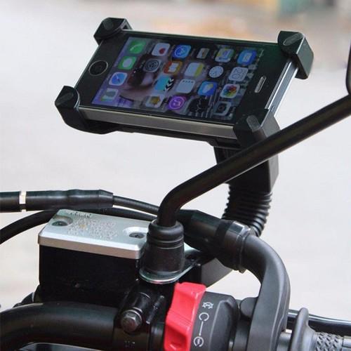 Kẹp điện thoại -giá đỡ điện thoại cho xe máy