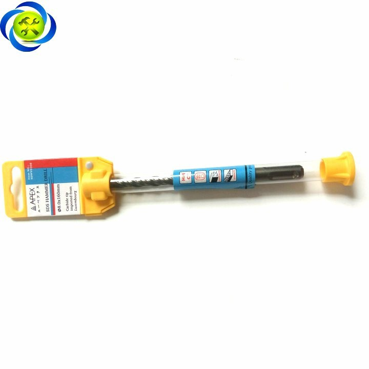 Mũi khoan APEX 8mm x 150mm 1