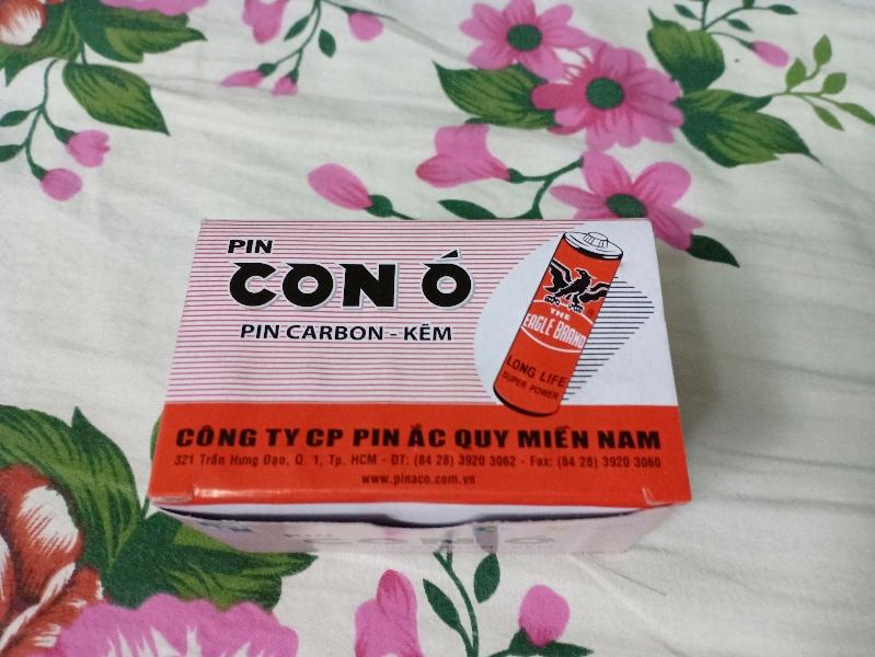 Kết quả hình ảnh cho hộp PIN PINACO