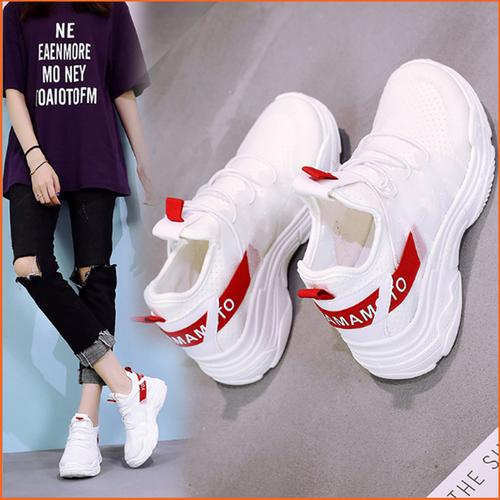 Giày sneaker nữ Y912 mẫu giày thể thao sneaker mới nhất 2019 - 4078485 , 10183184 , 15_10183184 , 289000 , Giay-sneaker-nu-Y912-mau-giay-the-thao-sneaker-moi-nhat-2019-15_10183184 , sendo.vn , Giày sneaker nữ Y912 mẫu giày thể thao sneaker mới nhất 2019
