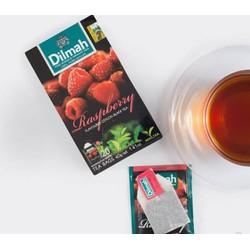 Trà Phúc bồn tử Dilmah Raspberry – hộp 30g 20 túi lọc