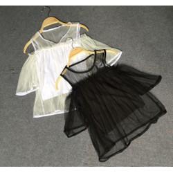 áo ren lưới xinh