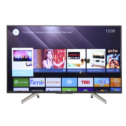 Android Tivi Sony 4K 43 inch KD-43X8500F 43X8500F