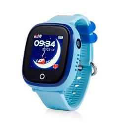 Đồng hồ định vị trẻ em GPS chống nước Wonlex GW400X có camera Xanh