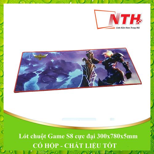 [NTH] Lót chuột Game S8 cực đại 300x780x5mm