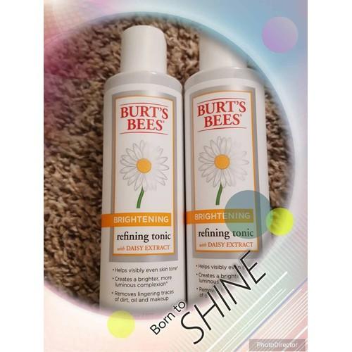 Nước cân bằng da Burts Bees Brightening Refining Tonic 177ml - 4074381 , 10175398 , 15_10175398 , 300000 , Nuoc-can-bang-da-Burts-Bees-Brightening-Refining-Tonic-177ml-15_10175398 , sendo.vn , Nước cân bằng da Burts Bees Brightening Refining Tonic 177ml