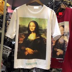 Áo Off-White Mona Lisa - Off White Temperature Tee - Áo MonaLisa