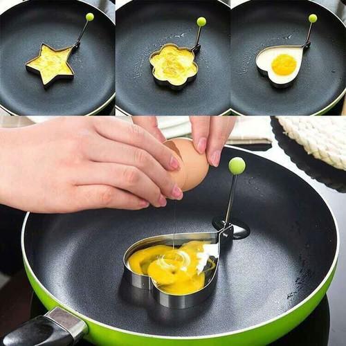 Combo 3 khuôn chiên trứng