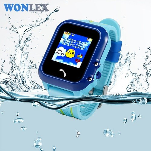 Đồng hồ trẻ em định vị GPS WONLEX GW400E chống nước xanh - 4075335 , 10177951 , 15_10177951 , 1755000 , Dong-ho-tre-em-dinh-vi-GPS-WONLEX-GW400E-chong-nuoc-xanh-15_10177951 , sendo.vn , Đồng hồ trẻ em định vị GPS WONLEX GW400E chống nước xanh