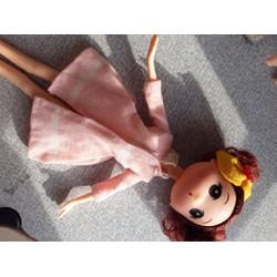 Quần áo búp bê Chibi 23cm Áo khoát