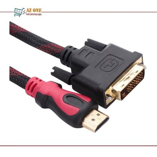 Cáp chuyển đổi HDMI to DVI 5m