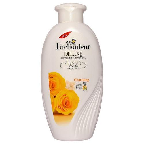 Sữa tắm nước hoa Enchanteur Deluxe Charming 180g - 4077345 , 10180998 , 15_10180998 , 40000 , Sua-tam-nuoc-hoa-Enchanteur-Deluxe-Charming-180g-15_10180998 , sendo.vn , Sữa tắm nước hoa Enchanteur Deluxe Charming 180g