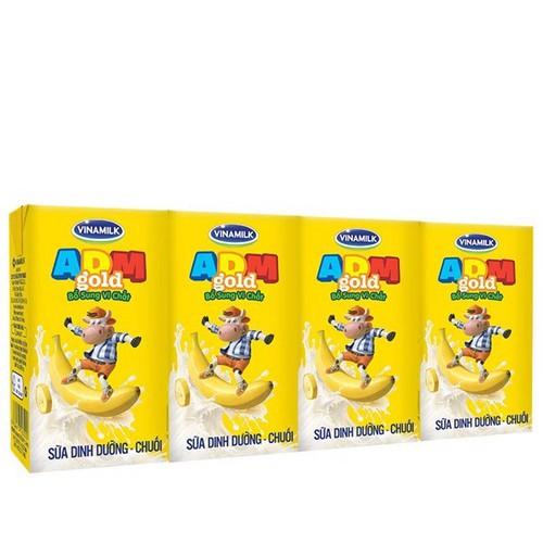 Thùng 48 hộp Sữa dinh dưỡng ADM Gold Chuối 110ml _sản phẩm mới - 4074805 , 10176825 , 15_10176825 , 205000 , Thung-48-hop-Sua-dinh-duong-ADM-Gold-Chuoi-110ml-_san-pham-moi-15_10176825 , sendo.vn , Thùng 48 hộp Sữa dinh dưỡng ADM Gold Chuối 110ml _sản phẩm mới