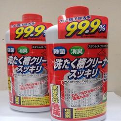 Nước vệ sinh lồng máy giặt Rocket Nhật Bản