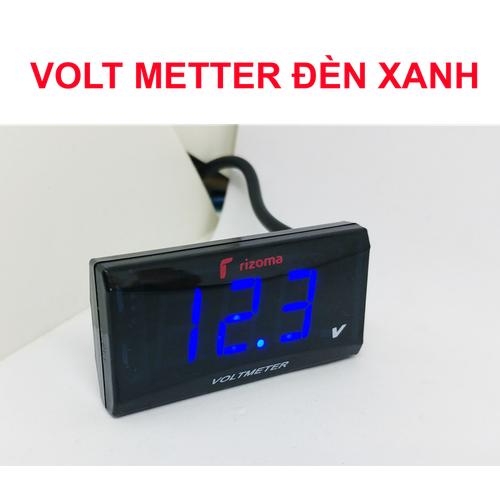 Đồng hồ đo Volt Rizoma - ĐỒNG HỒ BÁO BÌNH- LED XANH - 4080696 , 10186940 , 15_10186940 , 129000 , Dong-ho-do-Volt-Rizoma-DONG-HO-BAO-BINH-LED-XANH-15_10186940 , sendo.vn , Đồng hồ đo Volt Rizoma - ĐỒNG HỒ BÁO BÌNH- LED XANH