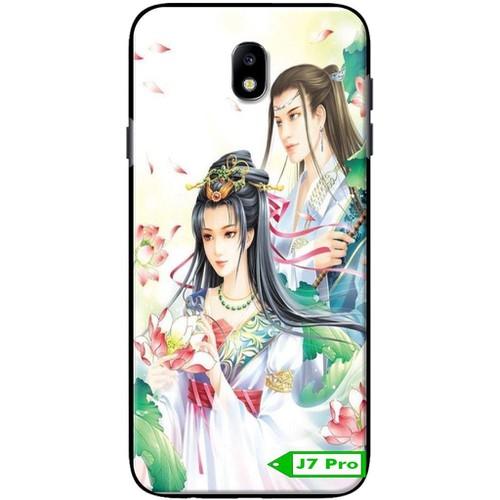 Ốp lưng Samsung J7 Pro Anime Couple - 4082703 , 10190635 , 15_10190635 , 120000 , Op-lung-Samsung-J7-Pro-Anime-Couple-15_10190635 , sendo.vn , Ốp lưng Samsung J7 Pro Anime Couple