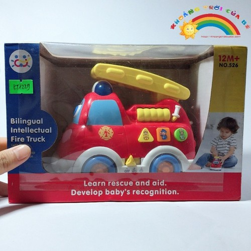 HuileToys - xe cứu hộ KB144