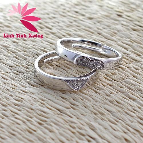 Nhẫn cặp, nhẫn đôi mạ b cao cấp tình yêu vĩnh cửu MK242 - 4078846 , 10183784 , 15_10183784 , 39000 , Nhan-cap-nhan-doi-ma-b-cao-cap-tinh-yeu-vinh-cuu-MK242-15_10183784 , sendo.vn , Nhẫn cặp, nhẫn đôi mạ b cao cấp tình yêu vĩnh cửu MK242