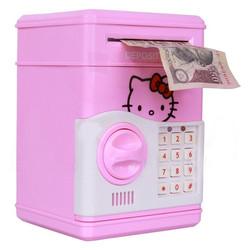 Đồ chơi két sắt mini Hello Kitty