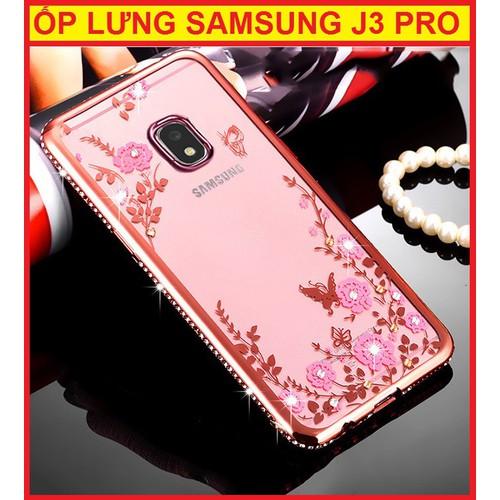 ỐP LƯNG SAMSUNG J3 PRO