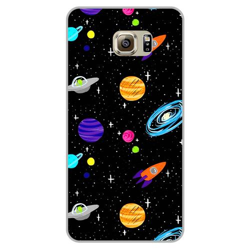 Ốp lưng điện thoại samsung galaxy note 5 - space04