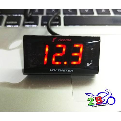 Đồng hồ đo Volt Rizoma - ĐỒNG HỒ BÁO BÌNH - ĐỎ - 4197808 , 10358699 , 15_10358699 , 129000 , Dong-ho-do-Volt-Rizoma-DONG-HO-BAO-BINH-DO-15_10358699 , sendo.vn , Đồng hồ đo Volt Rizoma - ĐỒNG HỒ BÁO BÌNH - ĐỎ