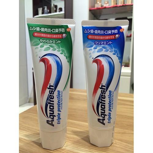 Kem đánh răng Aquafresh Triple Protection 140g