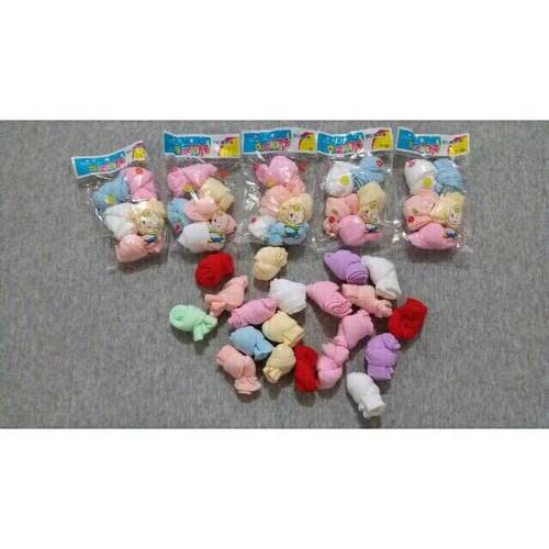 set 5 đôi tất kẹo cho bé