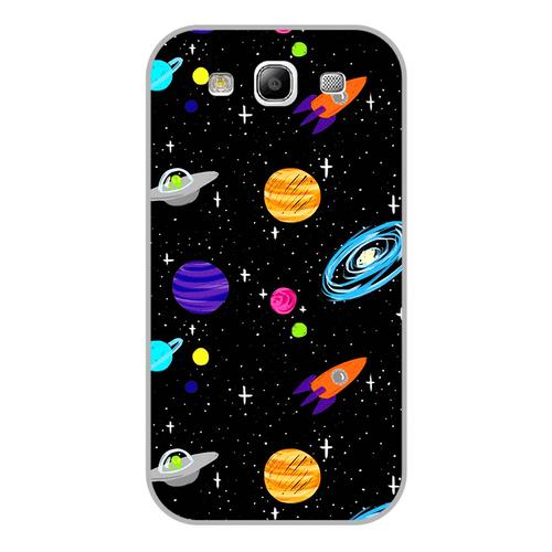 Ốp lưng điện thoại samsung galaxy s3 - space04