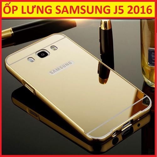 ỐP LƯNG TRÁNG GƯƠNG SAMSUNG GALAXY J5 2016