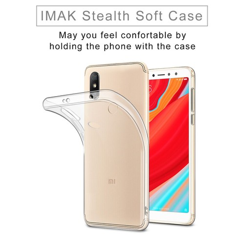 Ốp lưng dẻo silicon xiaomi redmi s2