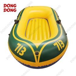 Thuyền phao Kayak 713 cho 2 người, thuyền bơm hơi đi câu cá- DONGDONG