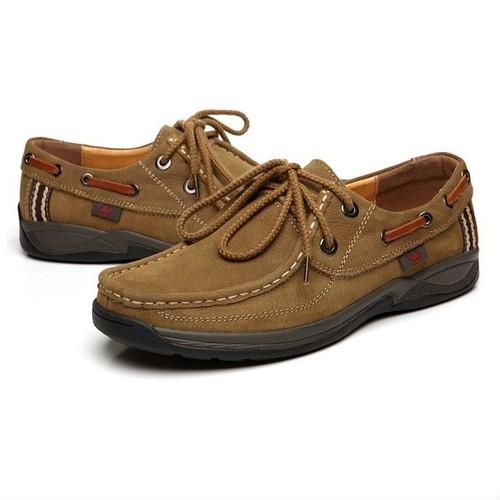Giày da bò mài CAMEL - 4089276 , 10198549 , 15_10198549 , 1590000 , Giay-da-bo-mai-CAMEL-15_10198549 , sendo.vn , Giày da bò mài CAMEL