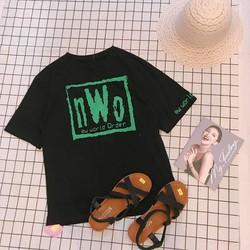Áo thun chữ N W O