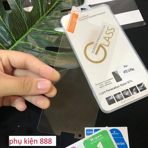 Miếng dán kính cường lực HTC U Play Glass