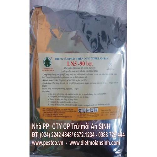Thuốc chống nấm mốc LN5-90 gói 2kg