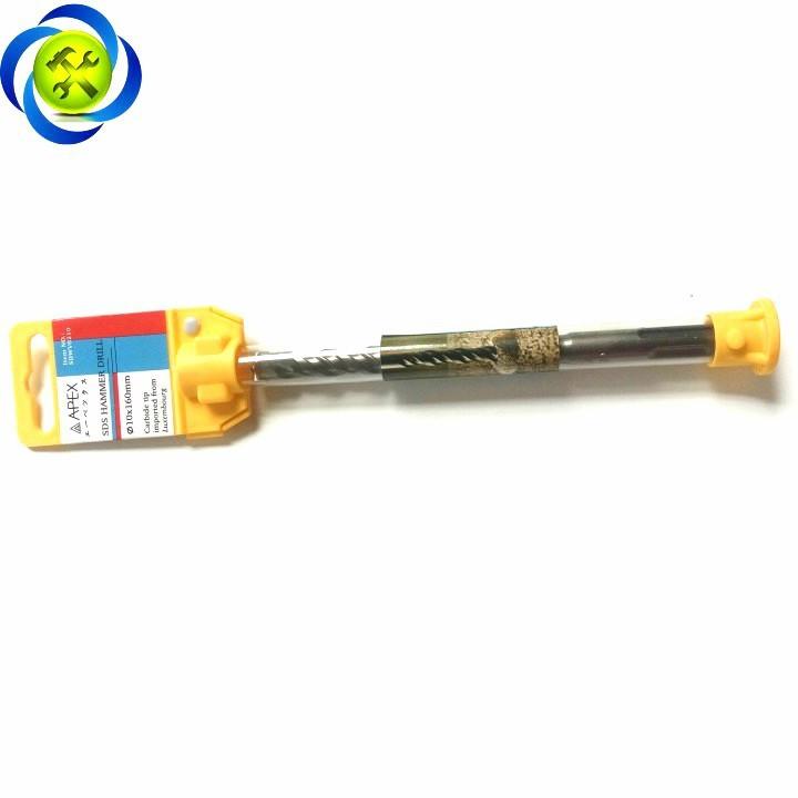 Mũi khoan APEX 10mm x 150mm 1
