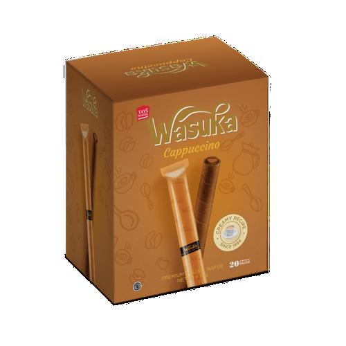 Thùng 24 Bánh Wasuka Premium Rolled Wafer 240g - 4086697 , 10195165 , 15_10195165 , 792000 , Thung-24-Banh-Wasuka-Premium-Rolled-Wafer-240g-15_10195165 , sendo.vn , Thùng 24 Bánh Wasuka Premium Rolled Wafer 240g