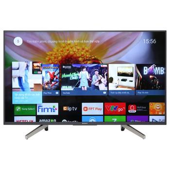 Android Tivi Sony 4K 49 inch KD-49X7500F – 49X7500F Đang Bán Tại CTY TNHH ĐIỆN MÁY TÂN TẠO