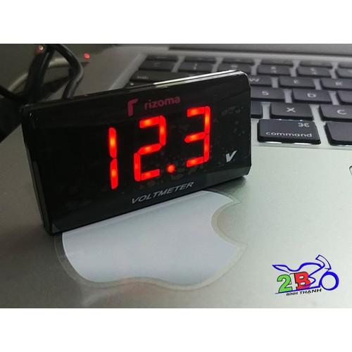 Đồng hồ đo Volt Rizoma - ĐỒNG HỒ BÁO BÌNH - ĐỎ - 4092377 , 10203496 , 15_10203496 , 129000 , Dong-ho-do-Volt-Rizoma-DONG-HO-BAO-BINH-DO-15_10203496 , sendo.vn , Đồng hồ đo Volt Rizoma - ĐỒNG HỒ BÁO BÌNH - ĐỎ