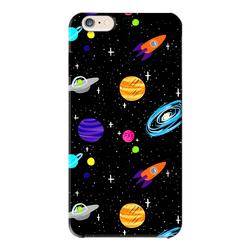 Ốp lưng điện thoại iphone 6plus -space04