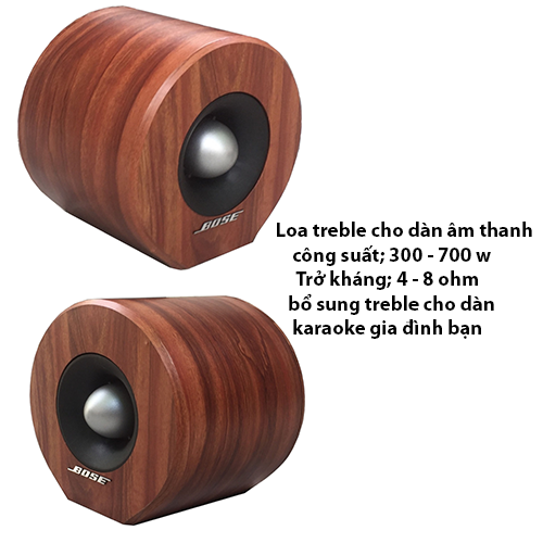 Loa treble cho dàn âm thanh karaoke