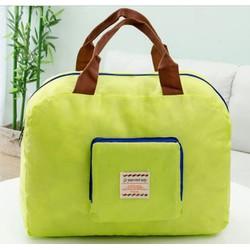 Túi du lịch gấp gọn da năng - Mint-Túi dù chống thấm nước