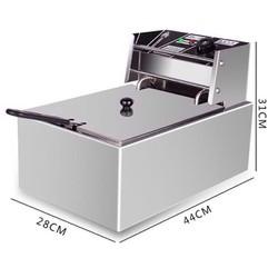bếp chiên nhúng điện cao cấp - zl-81